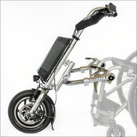 RIOMOBILITY Handcycle Firefly Electric Attachable Handcycle for Wheelchair