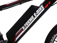 X-Treme Accessories Black Battery Pack for Summit Elite 48V X-Treme Electric Bike