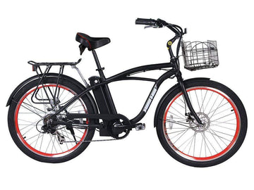 X-Treme Newport Elite Max 36V Beach Cruiser eBike