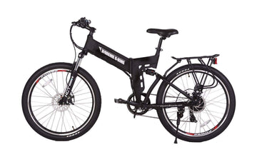 X-Treme X-Cursion Elite 24V Folding Full Suspension Mountain eBike