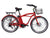 X-Treme Electric Bikes One Size / Red X-Treme Newport Elite Max 36V Beach Cruiser eBike