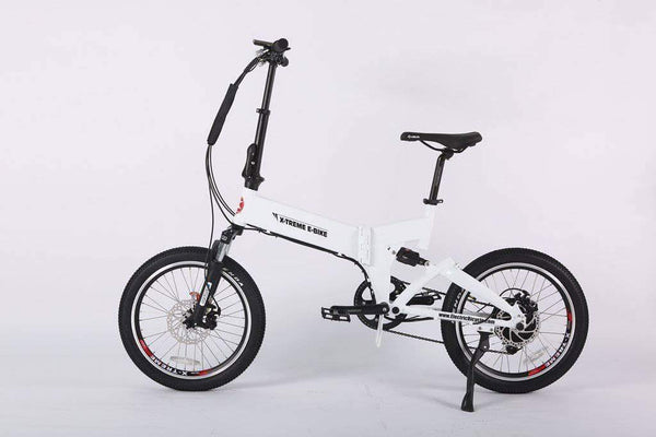 X-Treme Electric Bikes X-Treme E-Rider 48V Mini Folding eBike