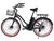 X-Treme Electric Bikes X-Treme Malibu Elite Max 36V Step Through Beach Cruiser eBike
