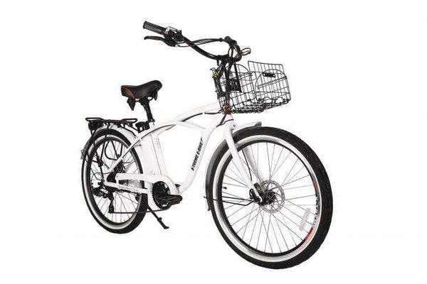 X-Treme Electric Bikes X-Treme Newport Elite Max 36V Beach Cruiser eBike