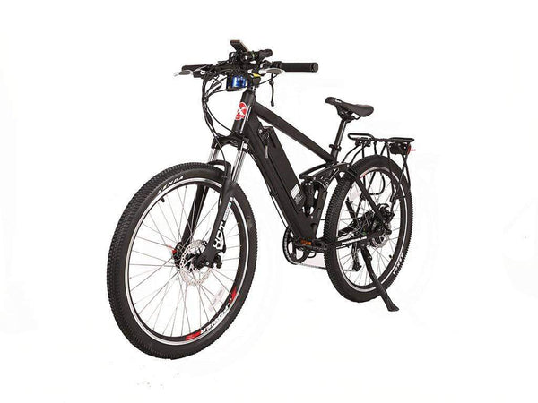 X-Treme Electric Bikes X-Treme Rubicon 48V 500W Full Suspension Mountain eBike
