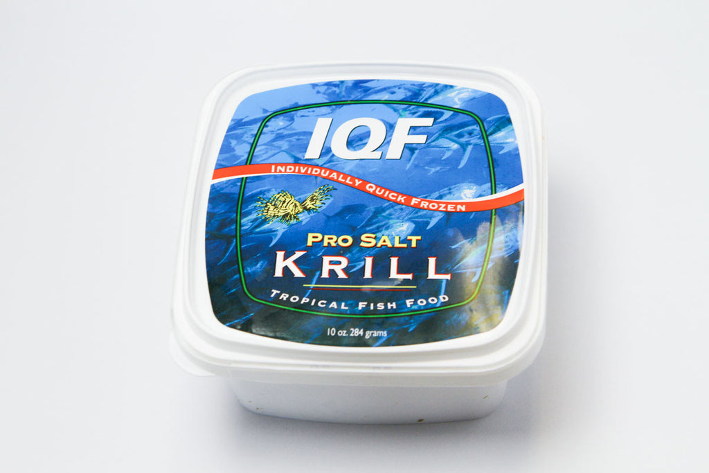 Krill Individually Quick Frozen