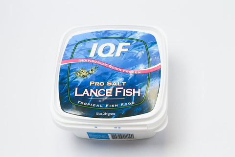 Lance Fish Individually Quick Frozen
