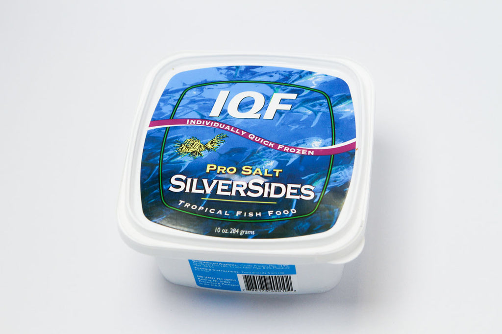 Silversides Individually Quick Frozen
