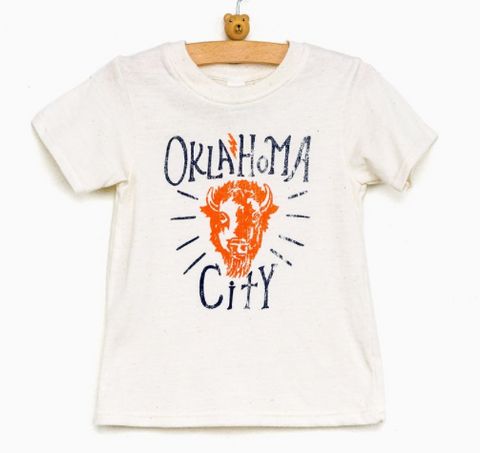 Oklahoma City Bison Kids Tee