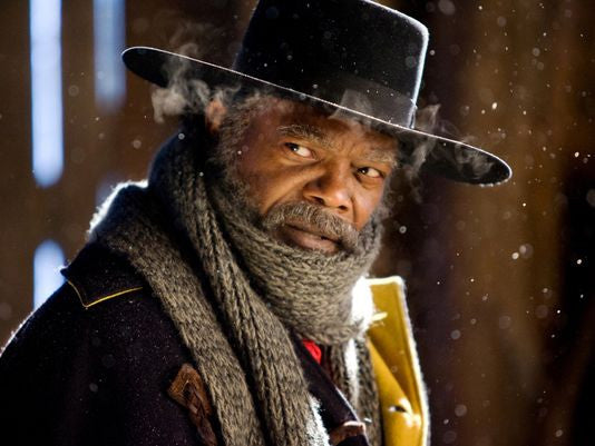 Facial Hair of The Hateful Eight