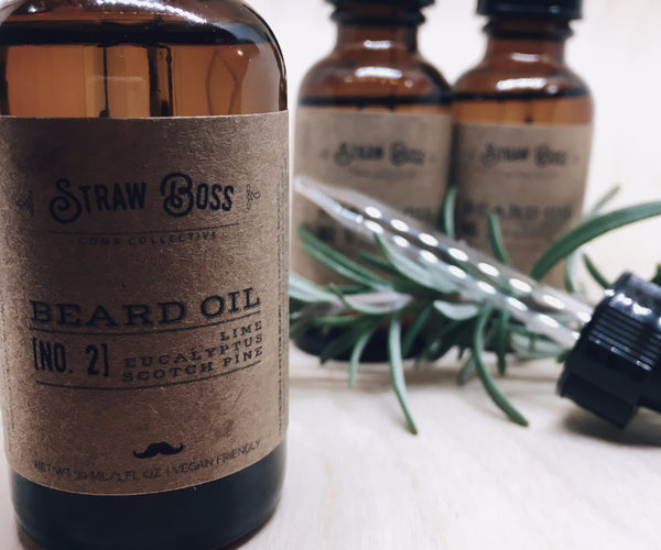 Beard Oil - No. 2