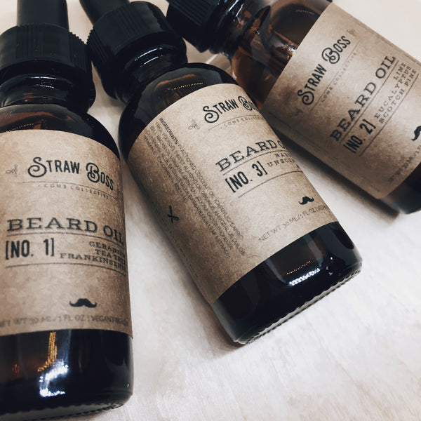 Beard Oil - No. 3