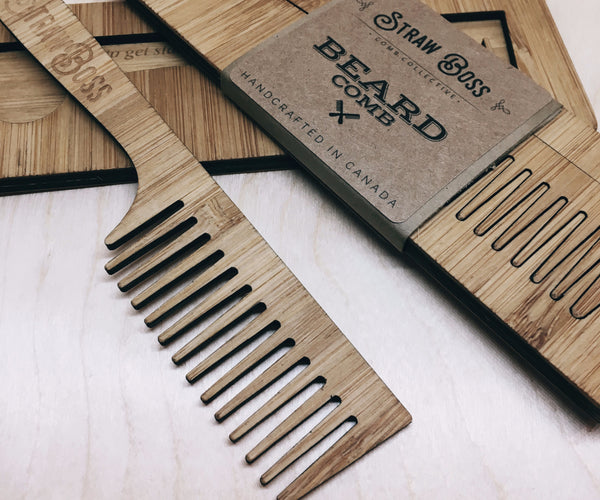 Bootlegger Beard Comb - KENNETH