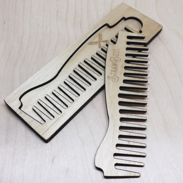 Cruiser Beard Comb - JOHNNY