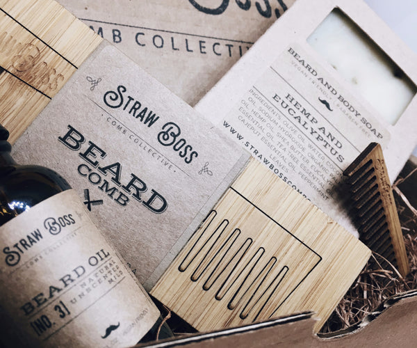 The Bearded Gentlemen's Ultimate Gift Set