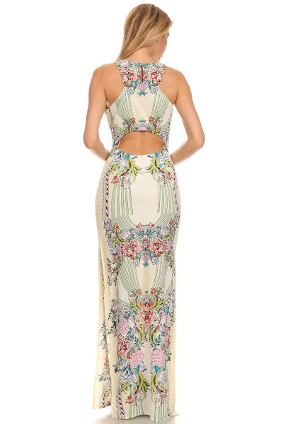 Summer Maxi Dress - Prom And Bridal Dress House