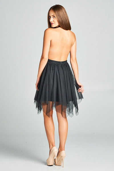 Longtime Love Black Cocktail Dress - Prom And Bridal Dress House