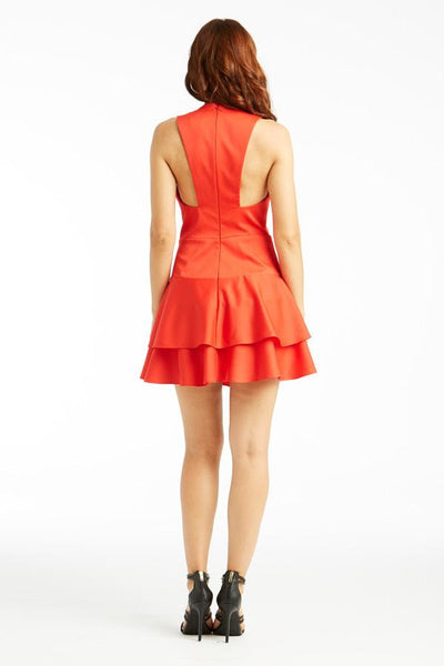 Your Type of Mini Sleeveless Short Dress
