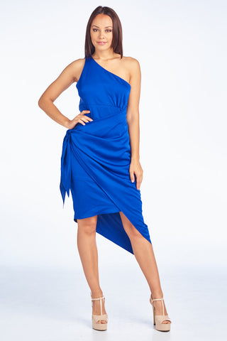 Cocktail Queen Royal Blue Dress - Prom And Bridal Dress House
