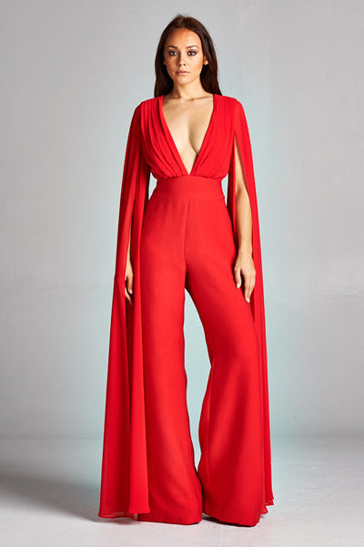 Gone With the Whirlwind Jumpsuit - Prom And Bridal Dress House