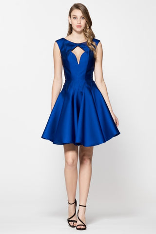 Copy of Sleeveless Cocktail Short Dress - Prom And Bridal Dress House