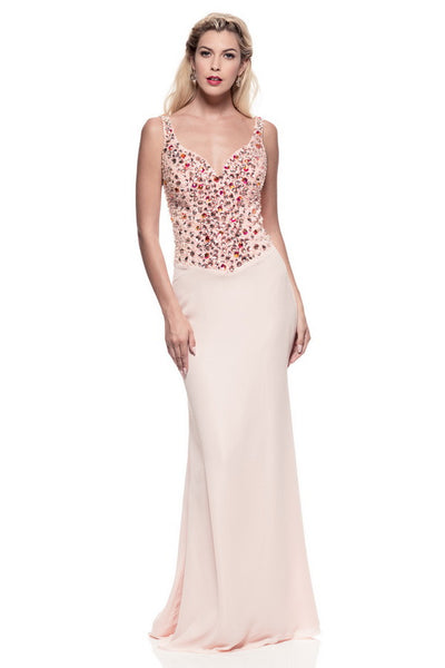 Bicici Evening Gown - Prom And Bridal Dress House