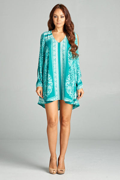 AG Studio Summer Printed Dress