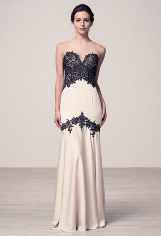 Black Long Evening Dress - Prom And Bridal Dress House