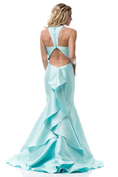 Amazing Backless Long Evening Dress - Prom And Bridal Dress House