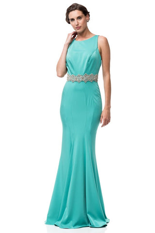 Mermaid Mother of the Bride Dress