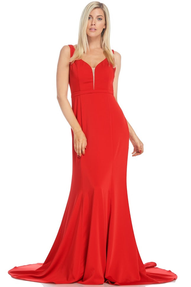Classy Sweetheart Neck Long Evening Dress – Prom And Bridal Dress House