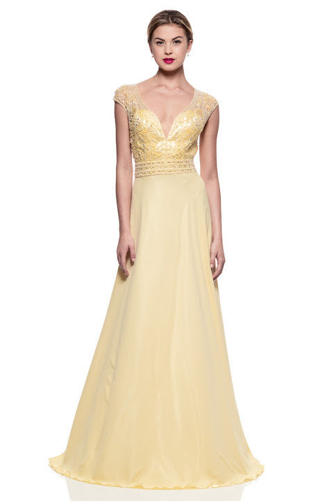 Long Evening Dress - Prom And Bridal Dress House