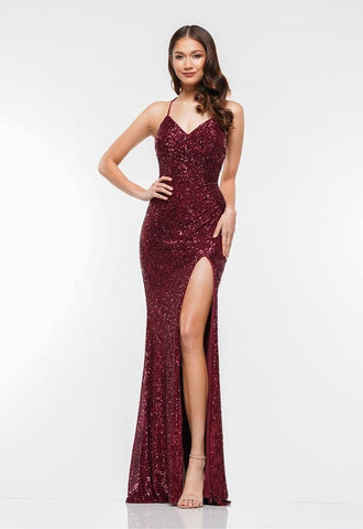 Gorgeous Bodycon Evening Dress - Prom And Bridal Dress House