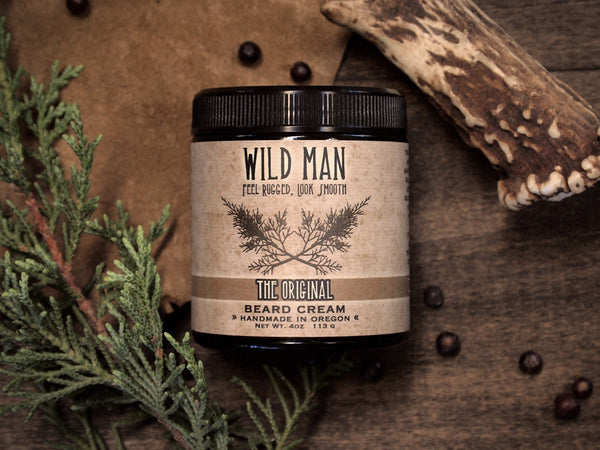 Product Spotlight - Father's Day Edition: Wild Man Beard Cream
