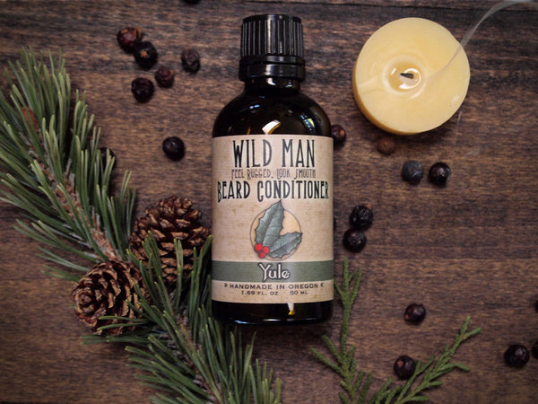 Product Spotlight: Yule Beard Oil Conditioner