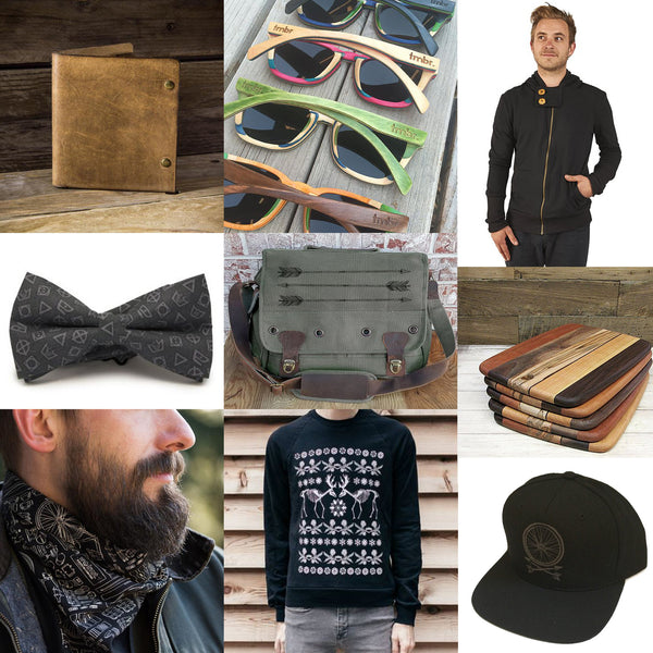 12 Gifts for Him: 2016 Shop Small Holiday Gift Guide