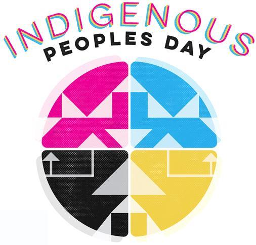 Indigenous Peoples Day Sale & Fundraiser for CTLR!