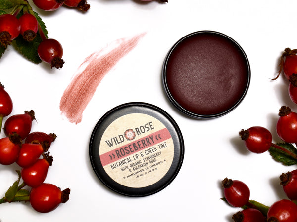 Botanical Lip & Cheek Tints Now Available in Metal Tins!