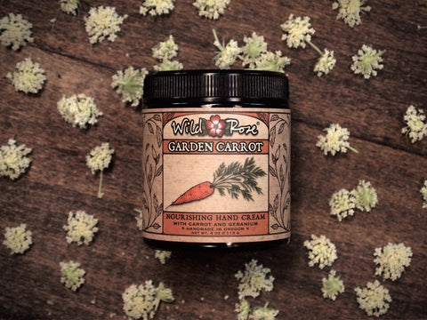 Image of Garden Carrot Hand Cream
