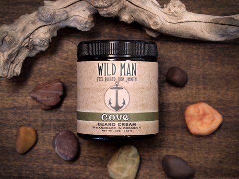 Image of Wild Man Beard Cream - Cove