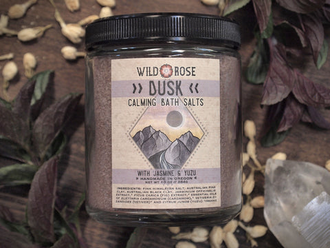 Dusk Calming Bath Salts
