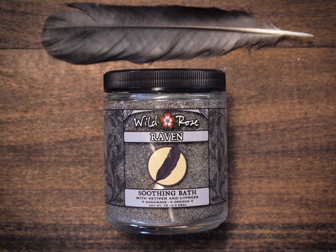 Image of Raven Bath Salts