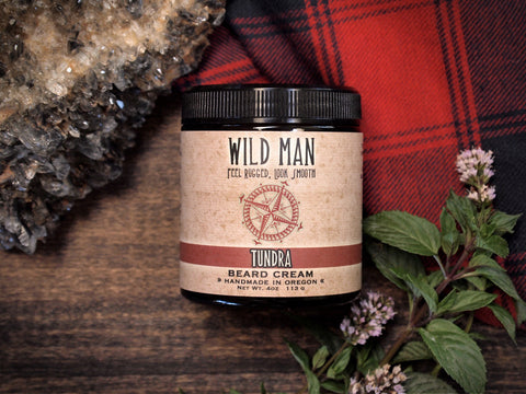 Image of Wild Man Beard Cream - Tundra