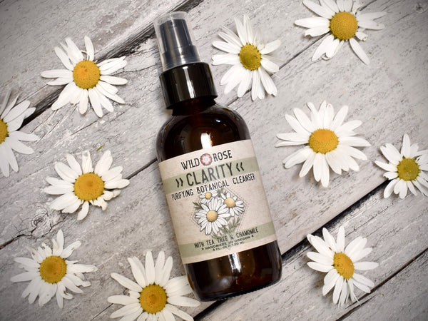 Clarity Purifying Botanical Cleanser - 120ml // 4oz