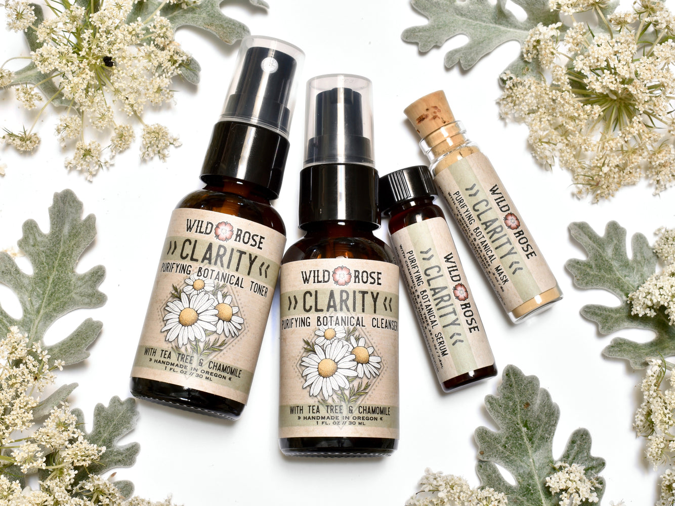 Clarity - Sampler Gift Set