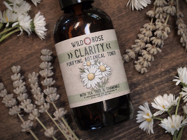 Clarity Purifying Botanical Toner - 120ml // 4oz