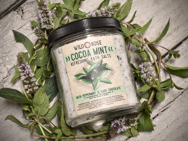 Cocoamint - Refreshing Bath Salts