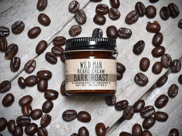 Wild Man Beard Cream - Dark Roast