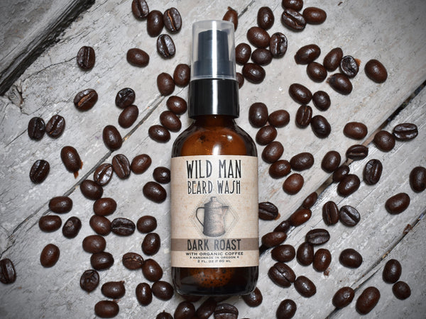 Wild Man Beard Wash - Dark Roast