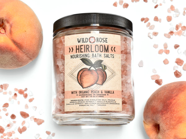 Heirloom - Nourishing Bath Salts